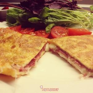 pastırmalı omlet5