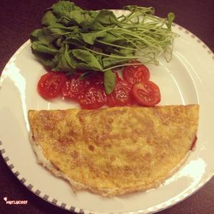 pastırmalı omlet6