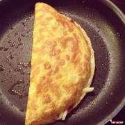 pastırmalı omlet9