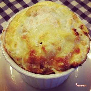 peynirli sufle 19