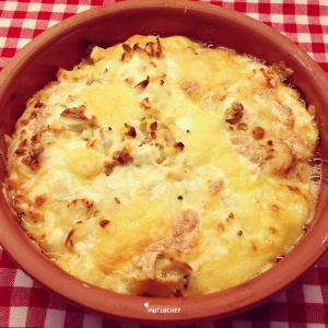 peynirli sufle 2