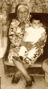 anneannem ve ben